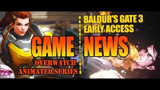 Gaming News | Baldur's Gate 3 Early Access, Pax East 2020 Exodus, Overwatch Animated Series And More