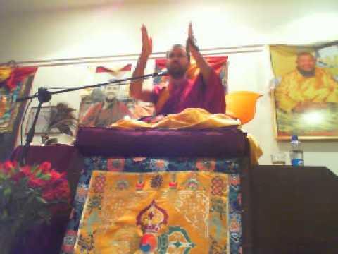 Visita a Chile de Lama Michel Viernes 29 de Mayo  2015 , Video1