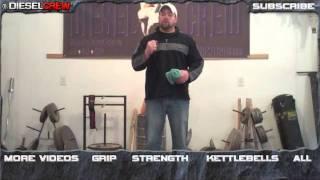 Slim Lever - Grip Strength Challenge for Slim the Hammer Man