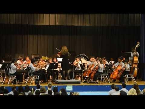 Lake Elkhorn Middle School Spring Concert May 6, 2014