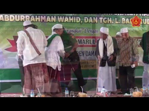 Panglima TNI Hadiri Haul Syeikh Abdul Qadir Jaelani di Pondok Pesantren Qamarul Huda Bagu Mp3