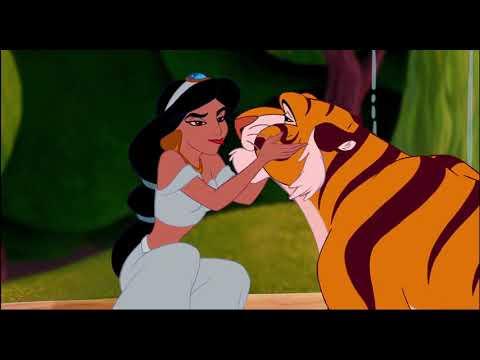 Aladdin (1992 Disney Film) - Princess Jasmine Dream