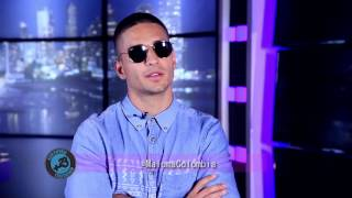 Entrevista exclusiva a MALUMA - Mas23tv