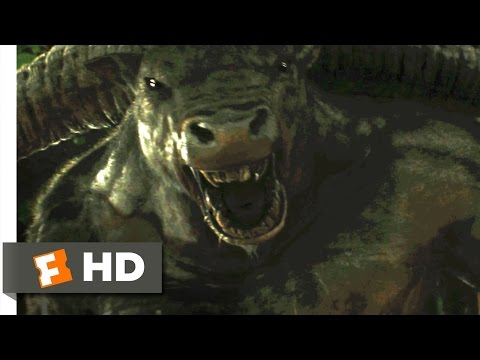 Percy Jackson & the Olympians (1/5) Movie CLIP - The Minotau