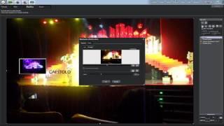 Creare DVD con EDIUS 6.08