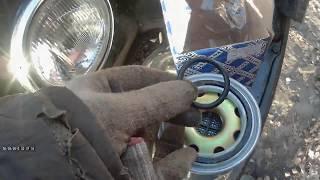 #ремонт#газ3309 замена фильтра осушителя