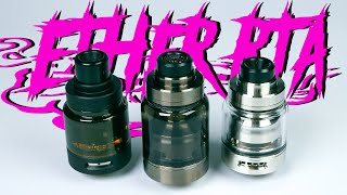 Ether RTA | Vaping Bogan X Suicide Mods | Show 'n' Tell