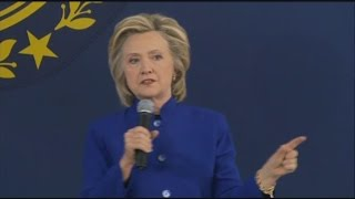 Hillary Clinton Calls Out Scott Walker on Education Investment