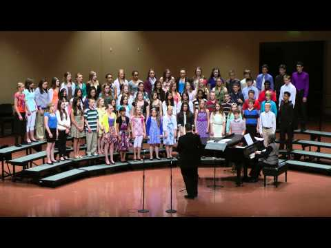 2013-04 Ames Middle School Spring Choral Concert