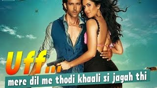 Bang Bang: Uff Official Full Song 2014 With Lyrics English Translation [Hrithik Roshan Katrina Kaif]