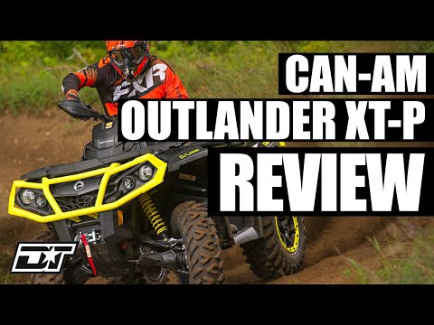 Full REVIEW: 2019 Can-Am Outlander 1000R XT-P