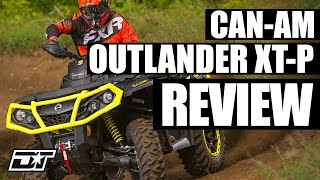 FULL TEST REVIEW of the 2019 Can-Am Outlander 1000R XT-P