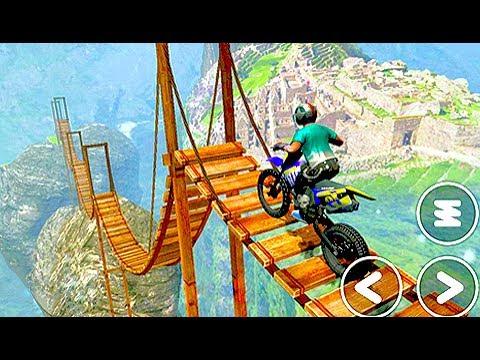 Juegos De Motos Prueba Extrema De Motocicletas Gameplay Android Youtube