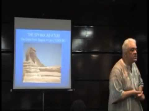 Dr.Charles Finch - The Wheel of Heaven: The Astronomical Chronology of the Nile Valley PT 4