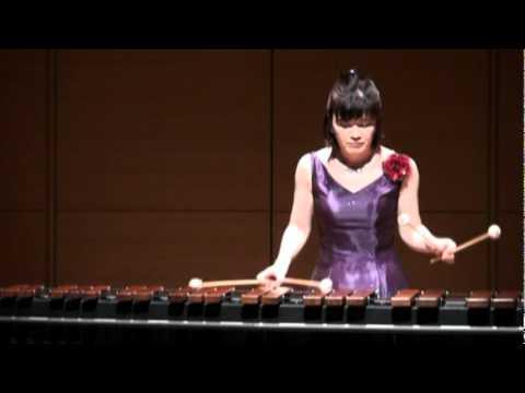YUMIKO NOTO GITANO-marimba solo
