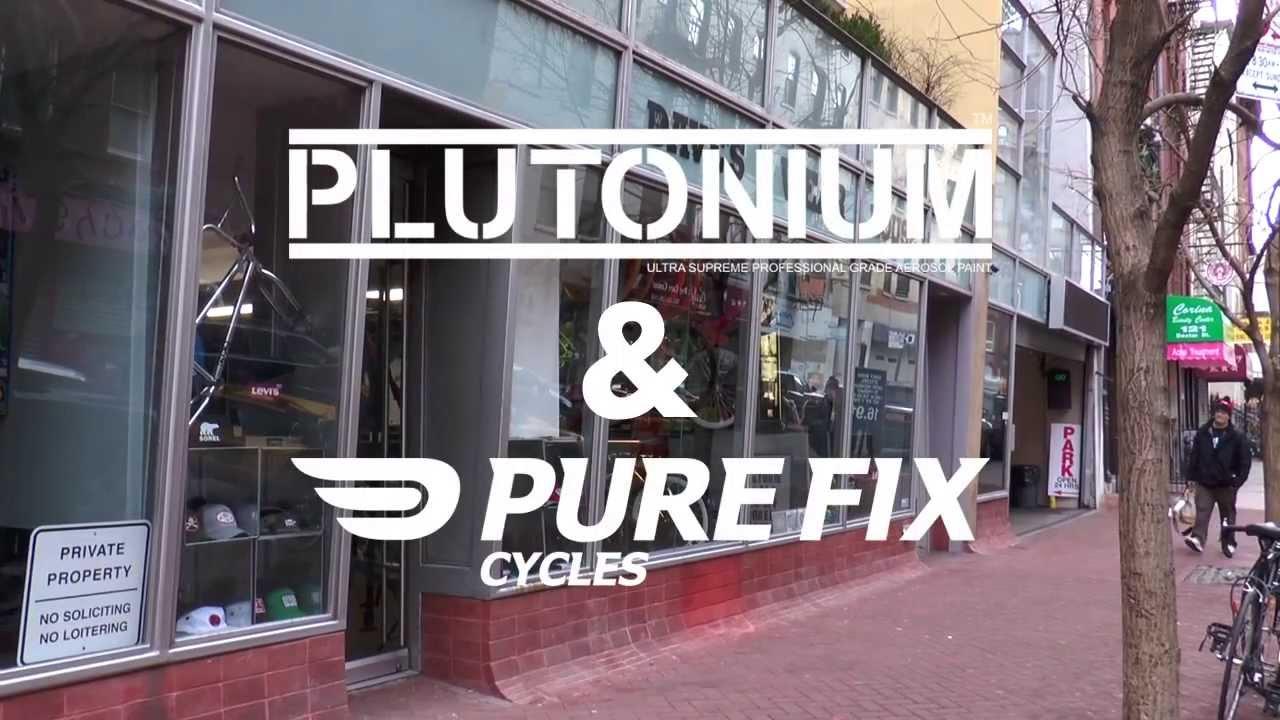 Plutonium x Pure Fix Cycles - YouTube  Plutonium x Pur...