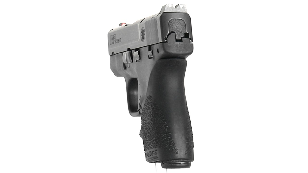 HOGUE S&W M&P Shield Ruger LC9 + MORE GRIP SLEEVE 2-PACK 18400