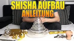 SHISHA AUFBAU ANLEITUNG FÜR ANFÄNGER   Zu zweit rauchen?