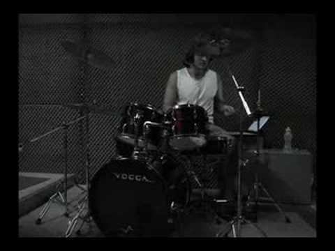AJ - timbaland - apologize - Drum Cover