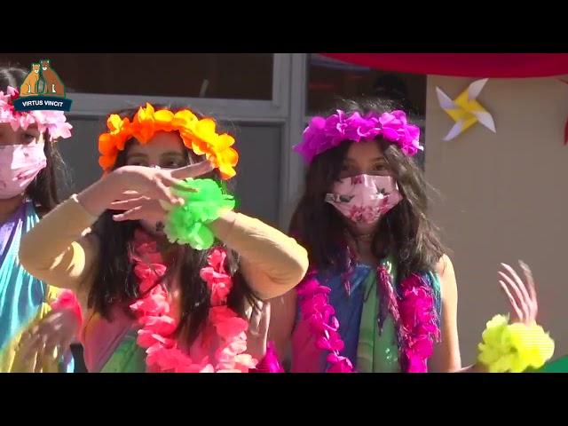 Bailes de Fiestas Patrias Educación Básica - 5º Básicos Pumahue Chicureo