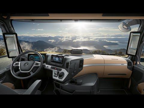 2021 Mercedes Actros