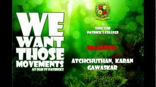 we want those movements ST Patricks college jaffna UNOFFICIAL Video