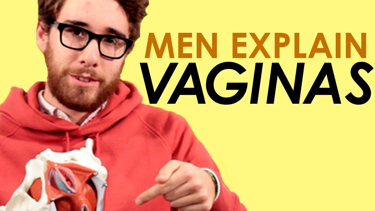 Men Explain The Vagina Youtube