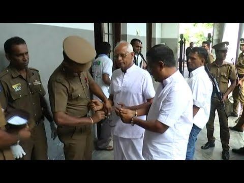 HC grants conditional bail to Lalith Weeratunga and Anusha Palpita