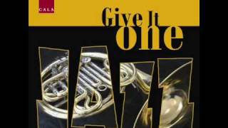 """Give It One"" -- The London Horn Sound -- Big Band"