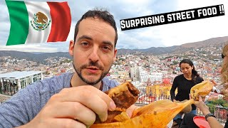 EPIC Mexican Street Food Tour in GUANAJUATO, Mexico ?? ! (Don't Watch This Hungry ?)