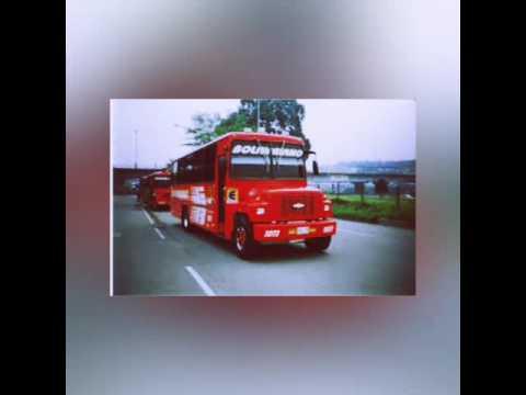Buses bolivarianos de la antigüedad a lo nuevo