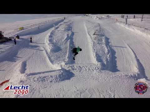 Freestyle Snowboarding and Skiing in Scotland