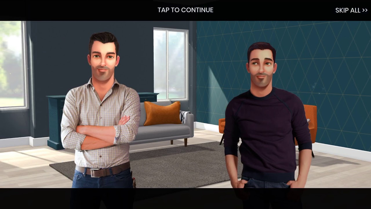 Property Brothers Home Design Ios Android Mobile Gameplay Youtube