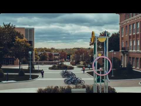 University of Northern Iowa, Time Lapse Fall 2013 (Full HD 1080p)