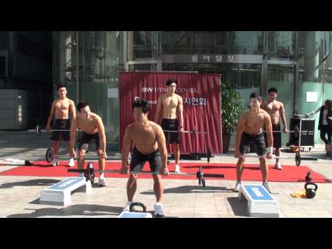 BW FITNESS 광화문점 퍼스널트레이닝시연회-MEN-
