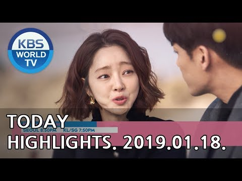 Today Highlights-It's My Life E50/Left-Handed Wife E8/Liver or Die E7-8[2019.01.18]