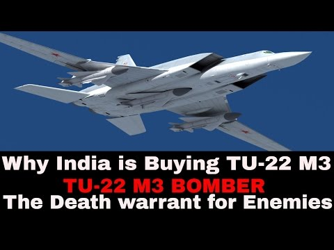 Why India is buying TU-22 M3