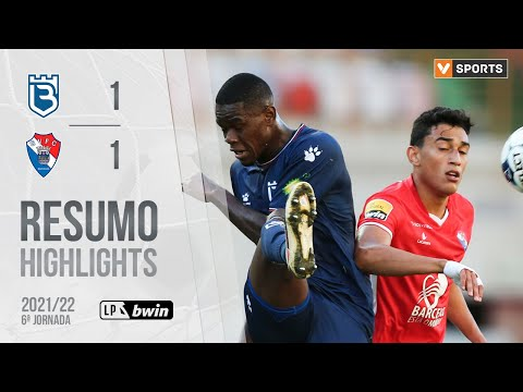 Belenenses Gil Vicente Goals And Highlights