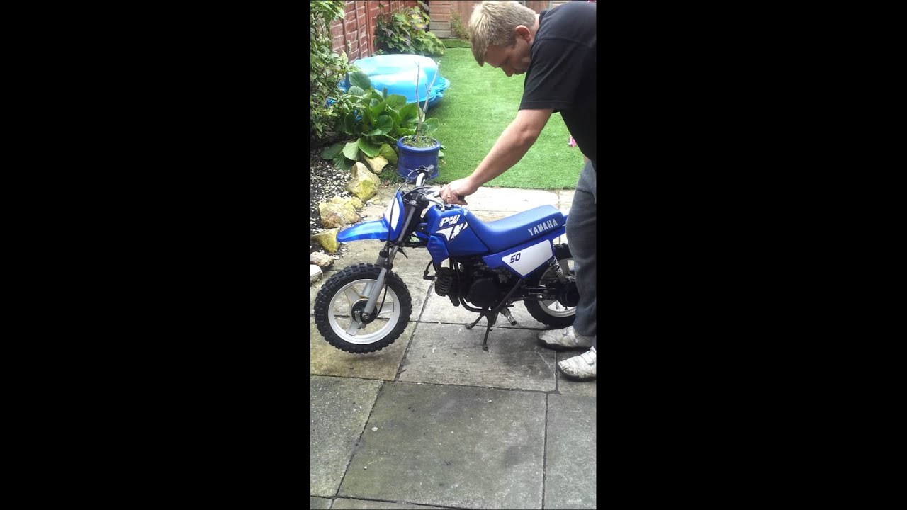 yamaha pw50 for sale on ebay