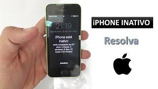 iPhone inativo ( Resolva 2017 )