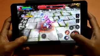 gaming test kritika axioo windroid 8g android