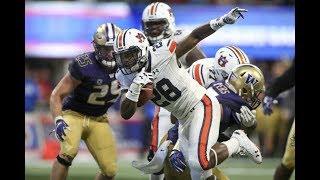 Auburn Tigers Football - Official 2019 Pump Up [HD]