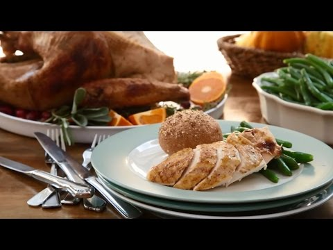 How to Make Apple Cider Roast Turkey | Turkey Recipes | Allrecipes.com