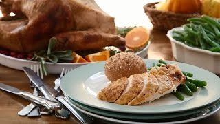 Turkey Recipes - How To Make Apple Cider Roast Turkey