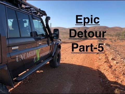 Epic Detour Part-5