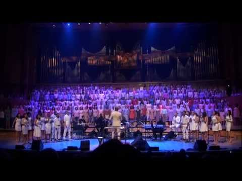 'Stand By Me' Sing Out Sunday Choirs 2015