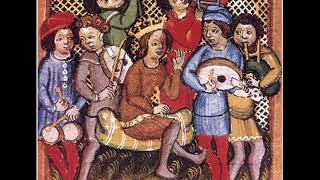 musiche tradizionali strumentali di giullari e menestrelli