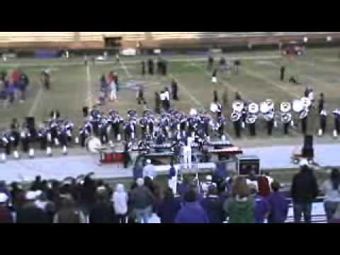 Furman Band After Game Music