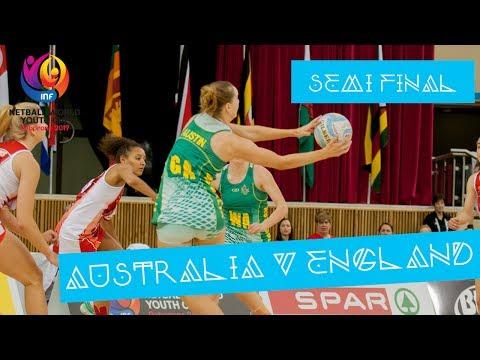 SEMI-FINAL | Australia v England | #NWYC2017
