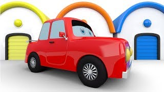 Colors for Children | Learn with Vehicles | Car Cartoons by Kids Channel